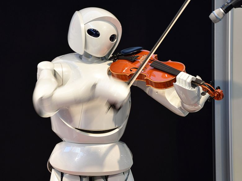 Robots will take your job. Yes you with the university degree. For real. It's going to happen