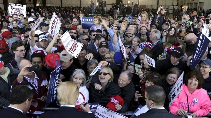 Who Are Donald Trump's Supporters, Really?