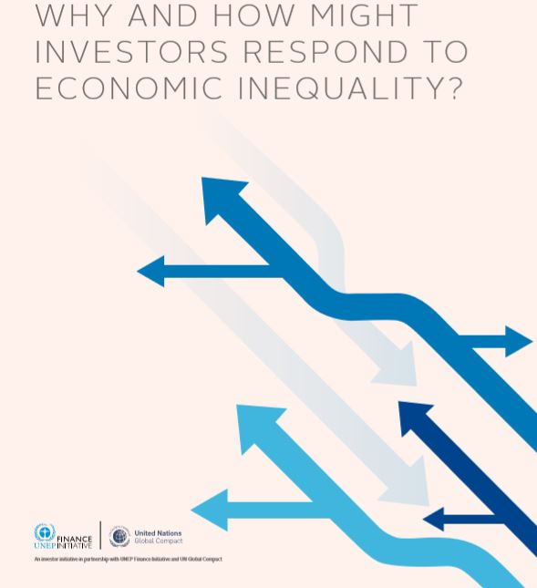 Inequality – Why and How Might Investors Respond to Economic Inequality?