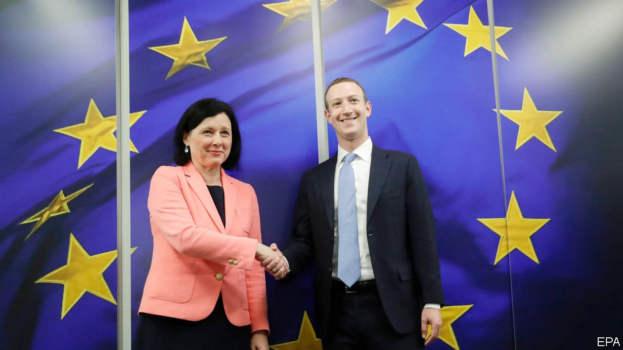 The EU wants to set the rules for the world of technology
