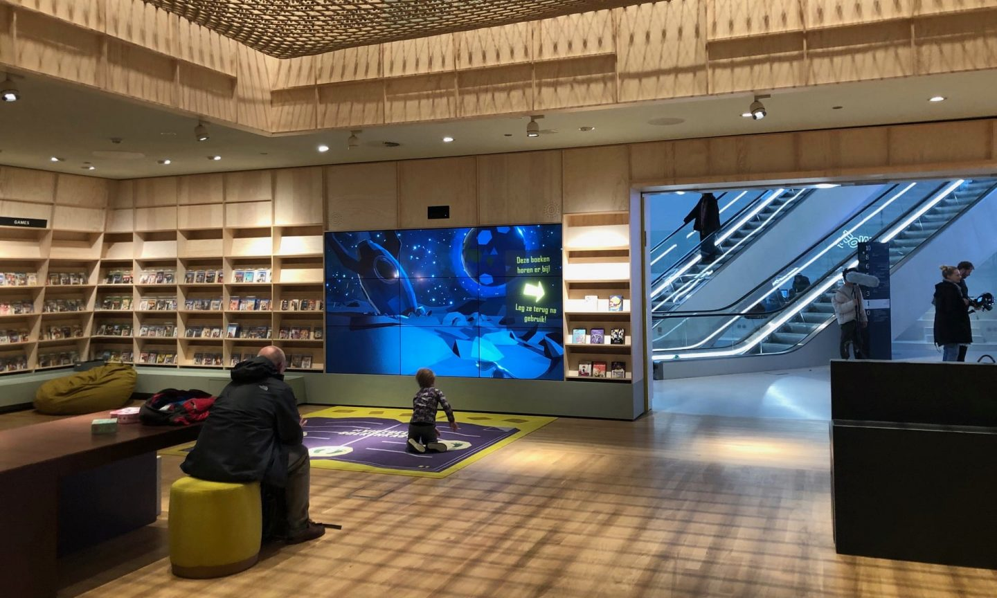 The new-look shopping mall that doesn't sell stuff