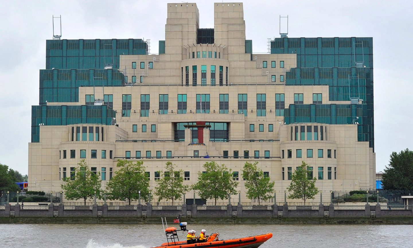 UK spy agencies urge China rethink once Covid-19 crisis is over
