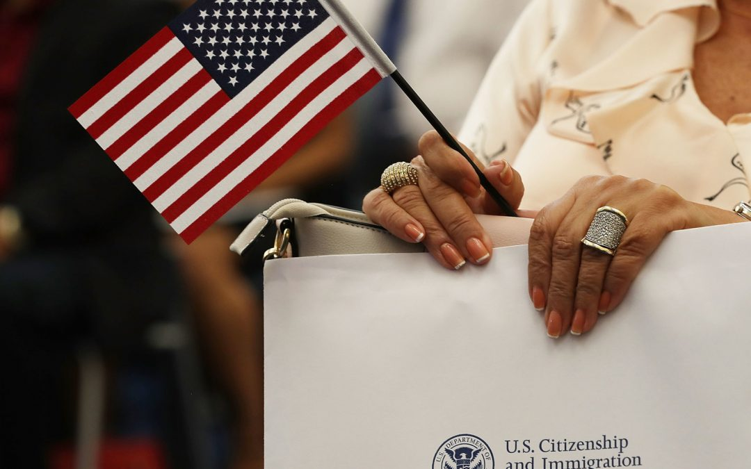 Trump Administration Seeking To Expand Collection Of Biometric Data From Immigrants
