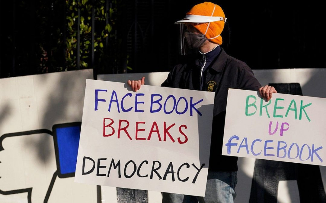 A Formidable Alliance Takes on Facebook