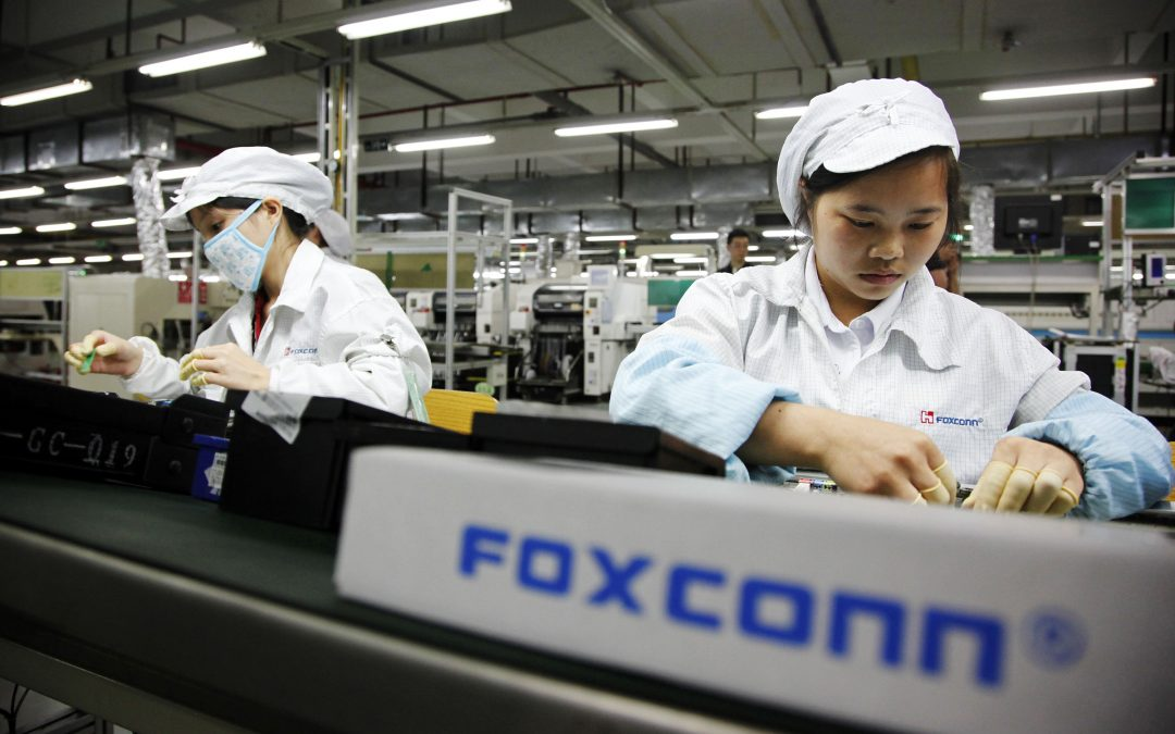 Wisconsin Denies Foxconn Tax Benefits Over Failed Manufacturing Plant Promises