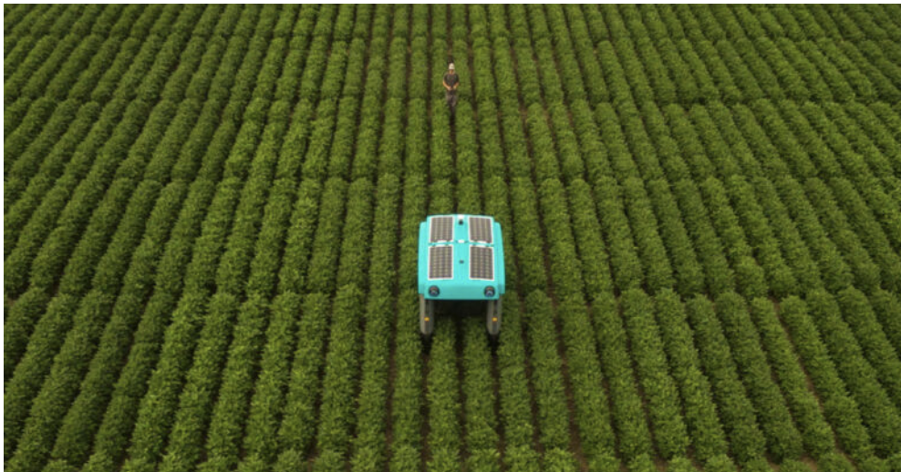 Google's Parent Company Is Building a Farming Robot