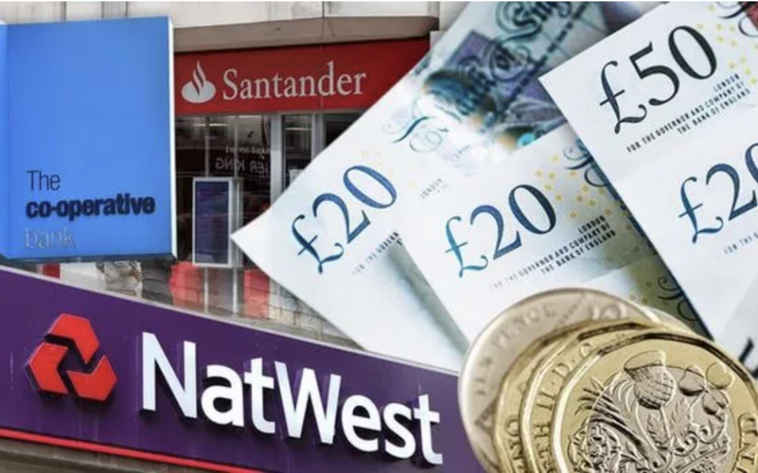 Bank Branches Set to Disappear From High Streets by 2035 Despite Demand – Full Details