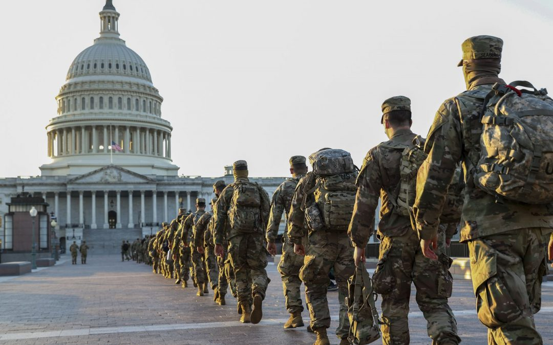 Scoop: Google Pausing all Political Ads Following Capitol Siege