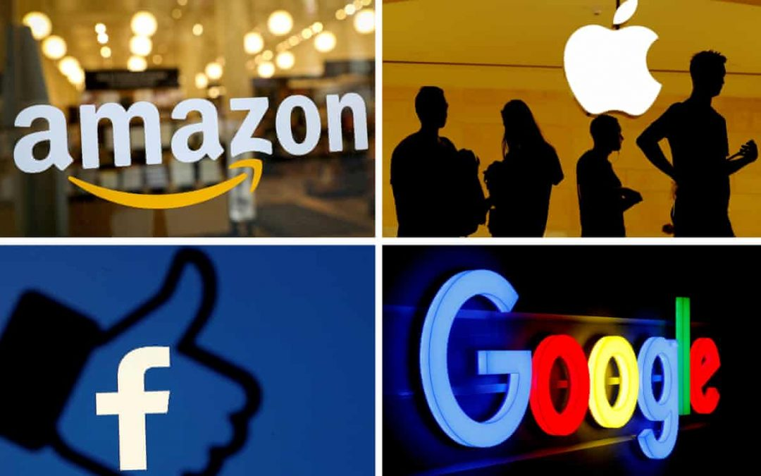 UK Competition Watchdog Warns Big Tech Firms of Investigations