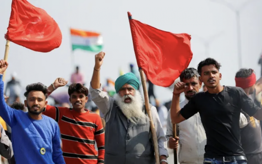 India Government 'Disappointed' in Twitter's Handling of Protests