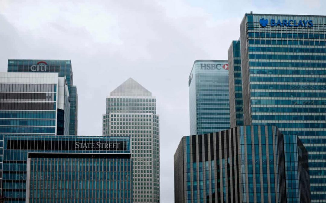 Sunak to Reform Stock Market to Shore Up City of London's Position