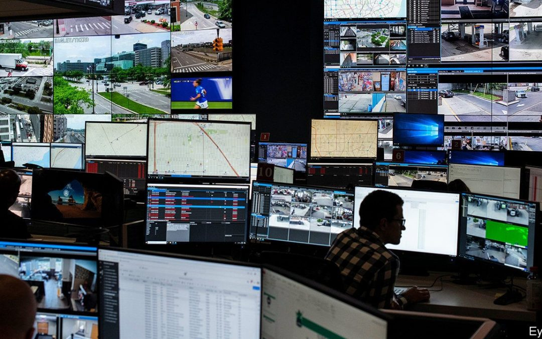America Grapples With Regulating Surveillance Technology
