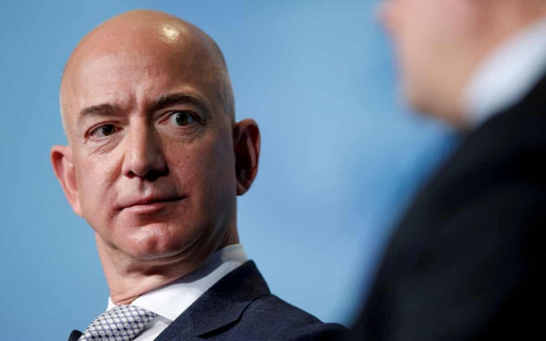 Amazon Must 'Do a Better Job' For Its Workers, Says Jeff Bezos