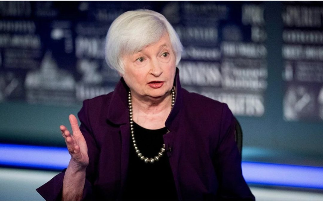 Janet Yellen Calls for a Global Minimum Tax on Companies. Could it Happen?