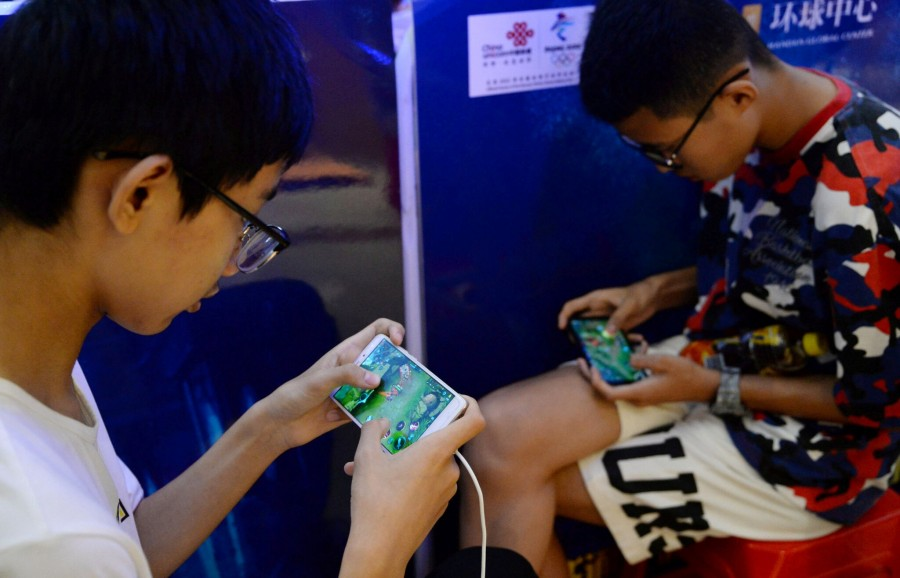 Game Over: Chinese Company Deploys Facial Recognition to Limit Youths' Play