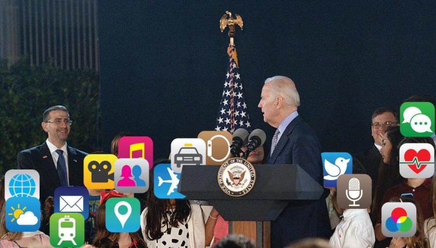 Biden Advisers Ride on Pegasus Spyware